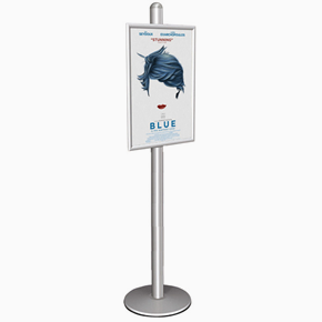 Mini Multistand 9- Single sided 1x50x70 snap frame